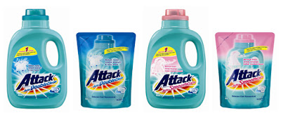 deterjen cair merk attack