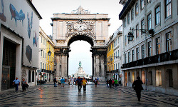 Arco del triunfo - Lisboa