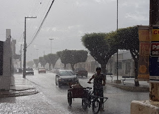 Campina e mais 98 cidades da PB estão em alerta para chuvas e transtornos