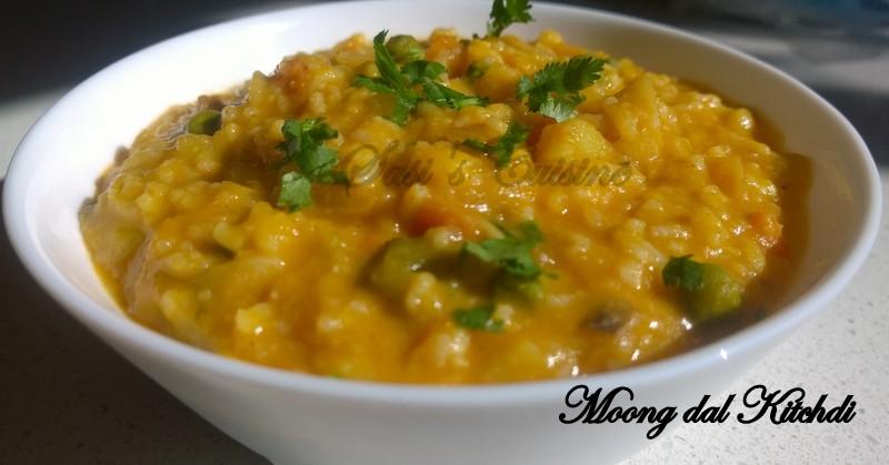 Moong Dal Kitchadi Sasis Cuisine - Cuisine pro 27