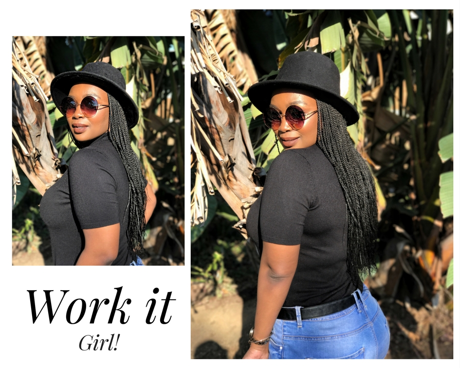 How to keep waist-length braids and Senegalese twist looking new and fresh