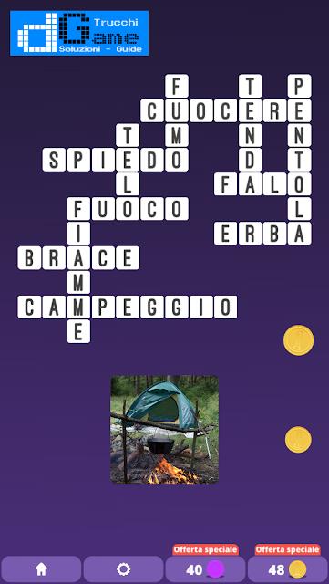 Soluzioni One Clue Crossword livello 8 schemi 8 (Cruciverba illustrato)  | Parole e foto