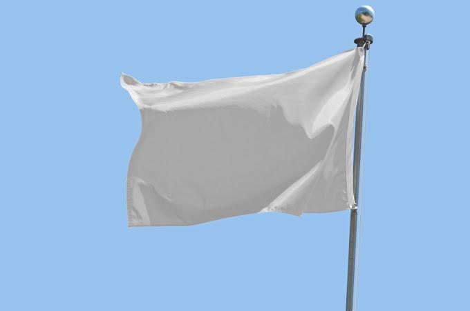 Эстония закупит 1000 белых флагов для отражения агрессии России