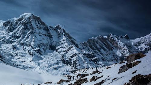 Annapurna I - Décima montanha nais alta do mundo