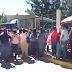 Protestan trabajadores de la FGE por malos olores del SEMEFO en Chilpancingo