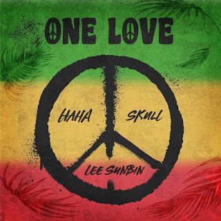 Skull & Haha & Lee Sun Bin - ONE LOVE Lyrics