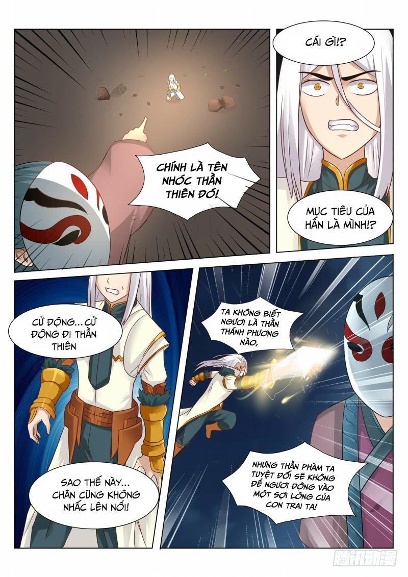 Linh Võ Đế Tôn - Chap 103