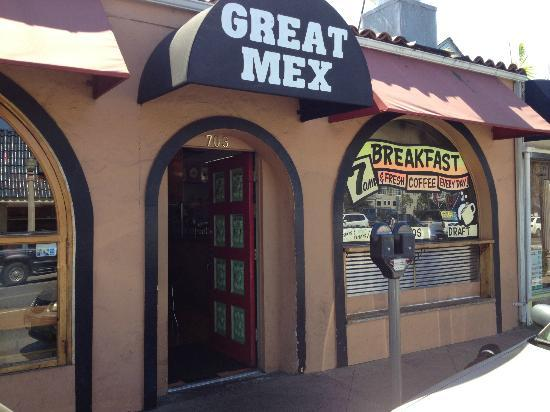 Restaurante Great MEX em Newport Beach