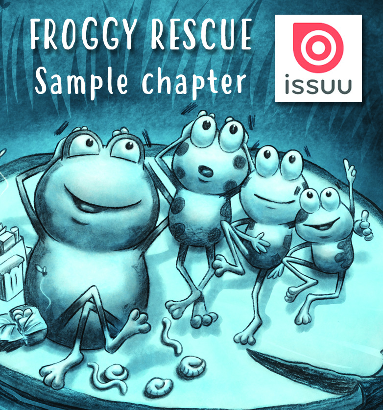 Sample Chapter FROGGY RESCUE