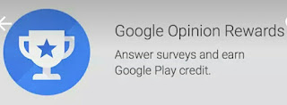 earn money with google opinion rewards