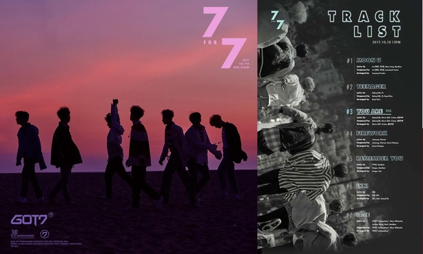 "Comeback Got7 ""7 for 7"""