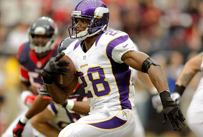 Adrian Peterson, Minnesota Vikings (2012)