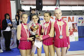 Premiazione danza dell'associazione Mia Neri