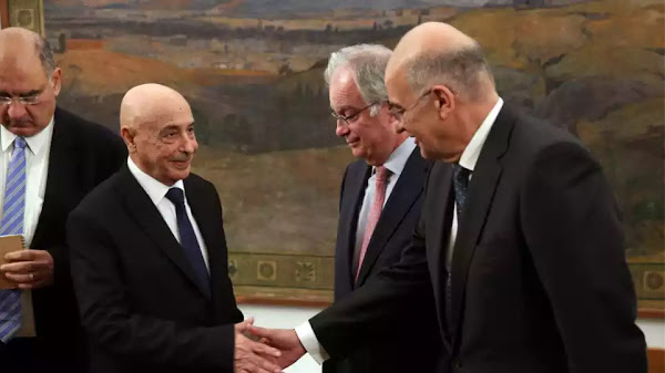 Πρόεδρος Βουλής της Λιβύης: Συνωμοσία εις βάρος του ελληνικού και του λιβυκού λαού η συμφωνία Τουρκίας-Λιβύης.
