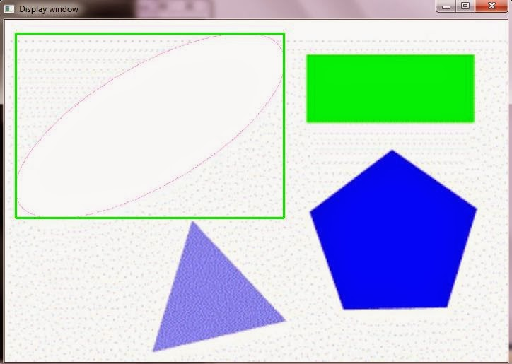 Learn OpenCV by Examples: Find Contour