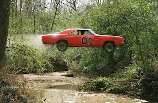 1969 Dodge Charger RT General Lee Car  Action 01