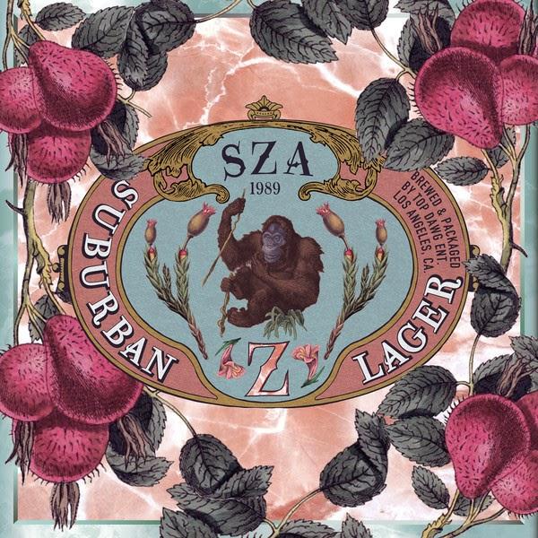 SZA - Z Cover