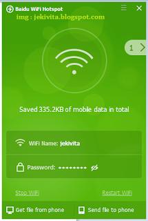 Baidu Wifi Hotspot - Free Wifi Rounter