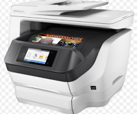 The HP Officejet Pro 8745 printer is a color multifunction printer equipped with professional and productive features and handles high volume work with print, fax, scan, and copy flexibility
