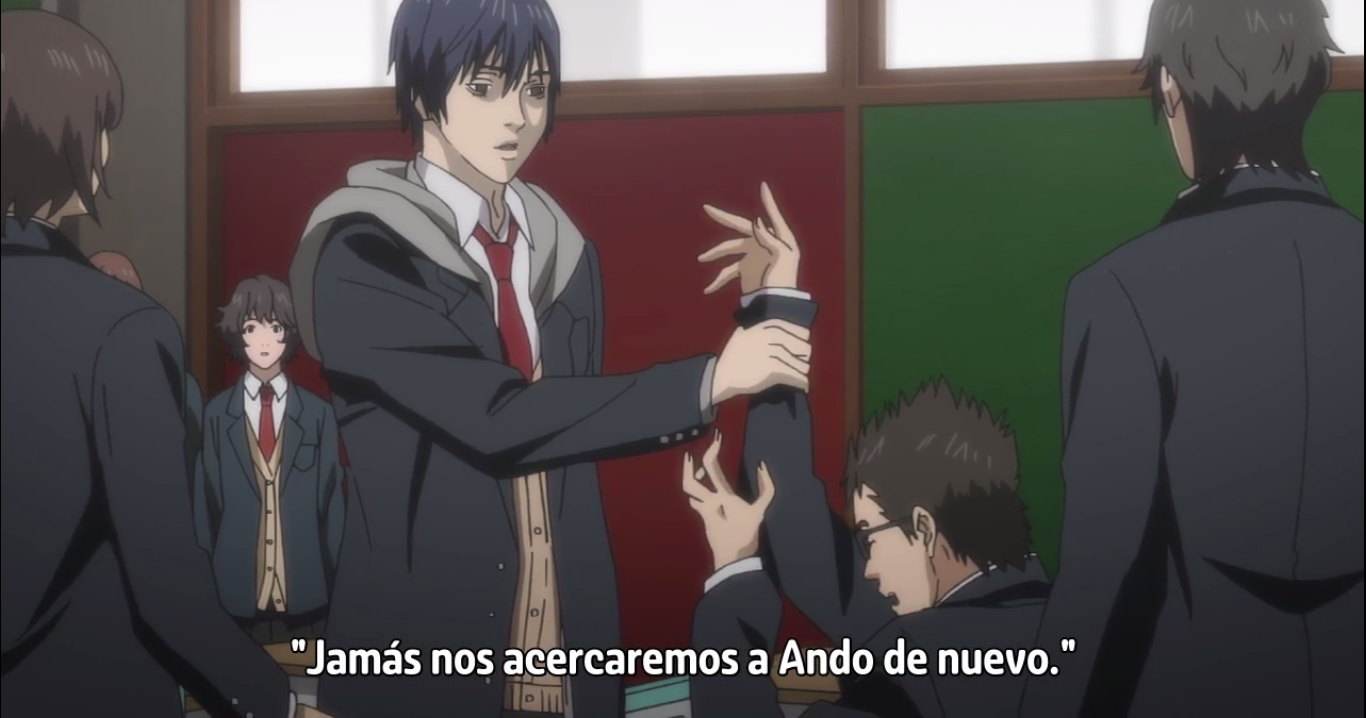 Inuyashiki Last Hero Review Capitulo 3 Hiro Defiende a Ando