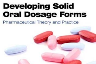 Pharmaceutics book: Developing Solid Oral Dosage Forms: Pharmaceutical Theory and Practice edited by Yihong Qiu