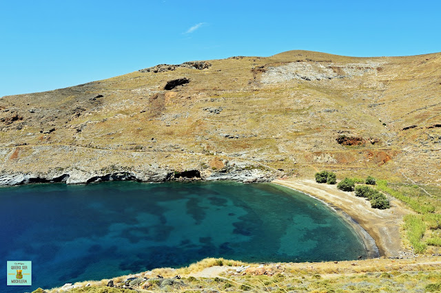 Malliadiko, isla de Serifos (Grecia)