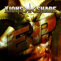 """Ο δίσκος των Lion's Share """"EP"""""""