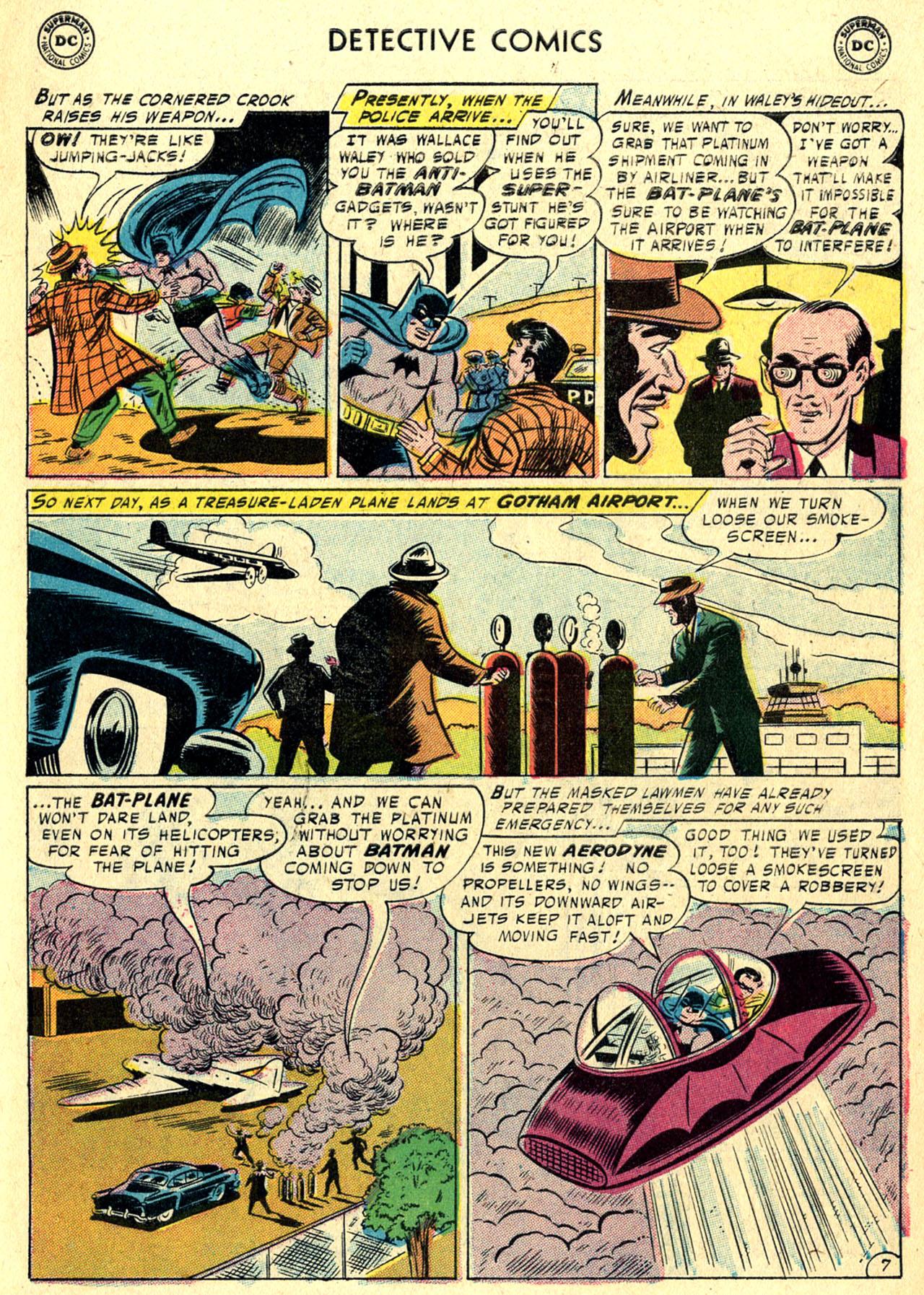 Read online Detective Comics (1937) comic -  Issue #236 - 9