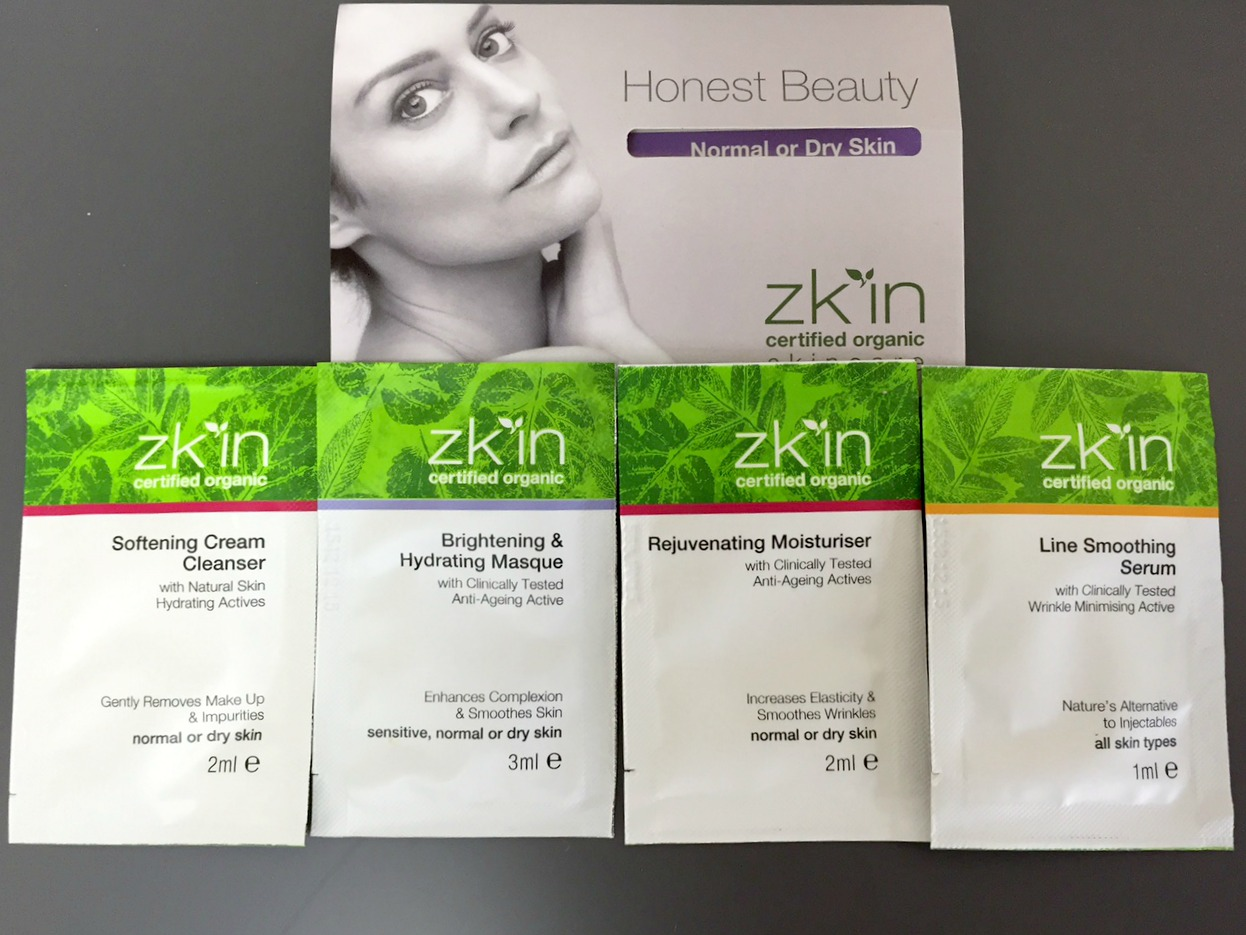 Zkin Honest Beauty