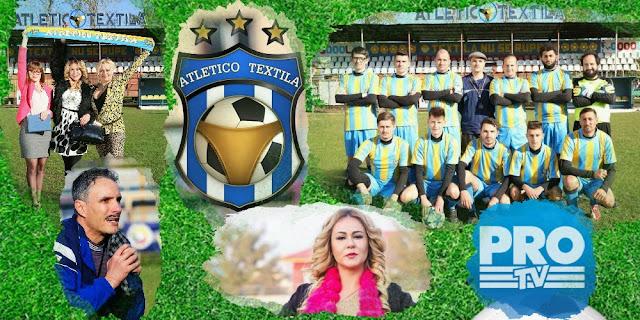 atletico textila sezonul 2 episodul 1 din 15 Septembrie