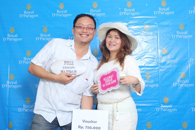 +0856-4020-3369 ; Jasa Photobooth Semarang ~Gathering Buyer Royal D'Paragon~