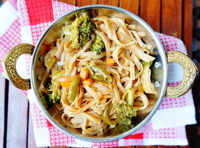 Rice noodles, thai vegetable noodles, rice vegetable noodles,pasta,Indian,vegetarian,vegan,gluten free noodles
