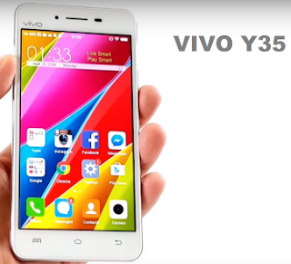 Cara Terbaru Flashing Vivo Y35 via SP Flashtool