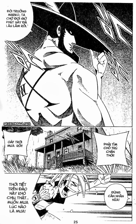 Shaman King [Vua pháp thuật] chap 210 trang 14
