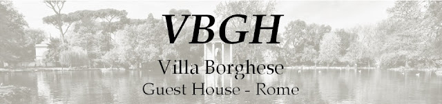Villa Borghese Guest House logo