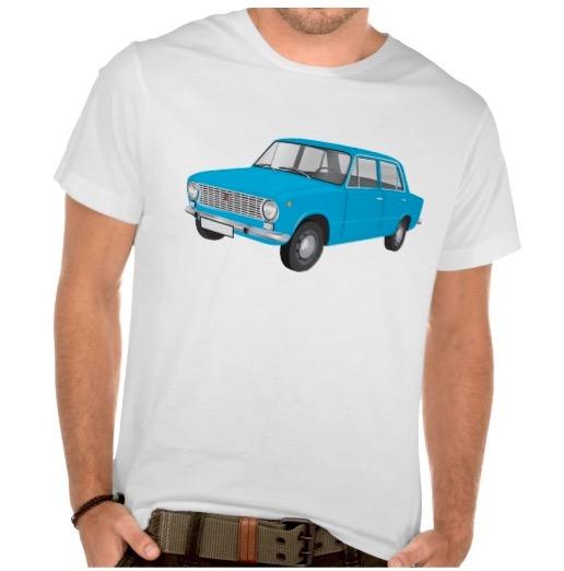 Fiat t-shirts