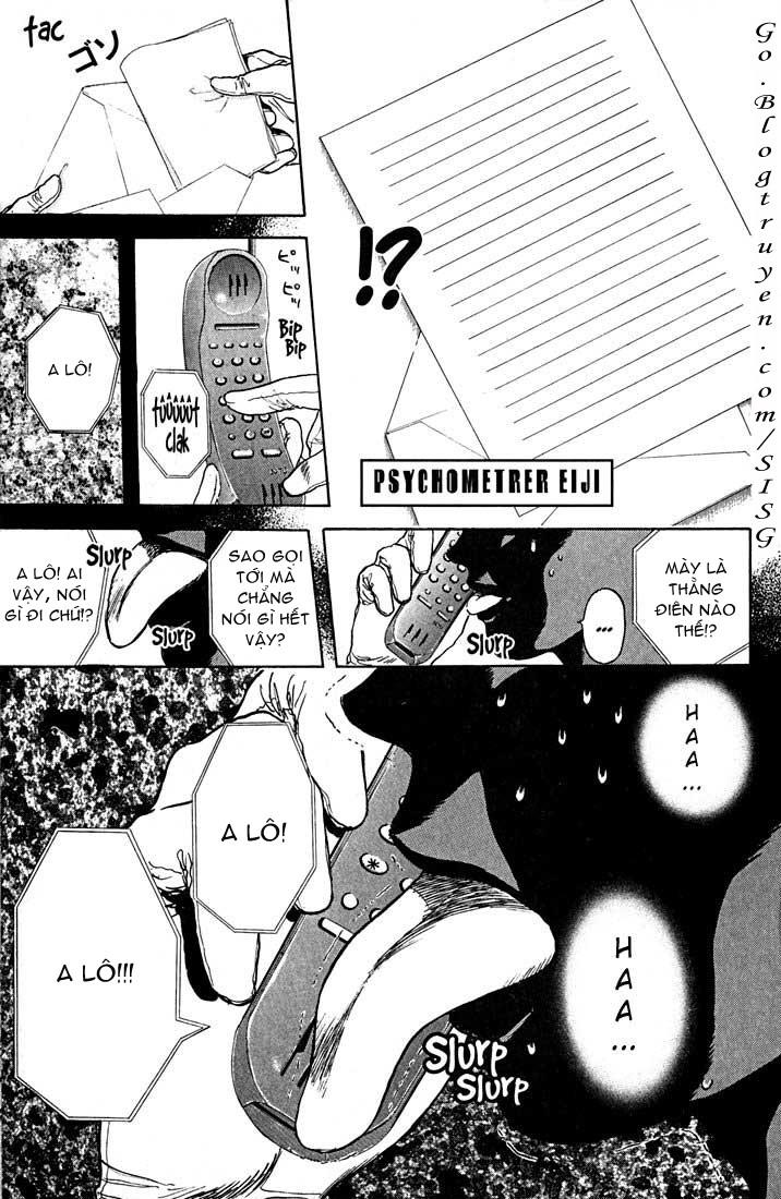 Psychometrer Eiji chapter 27 trang 5