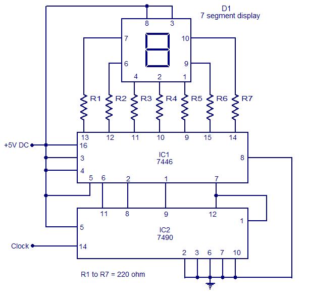 Cd4033 datasheet