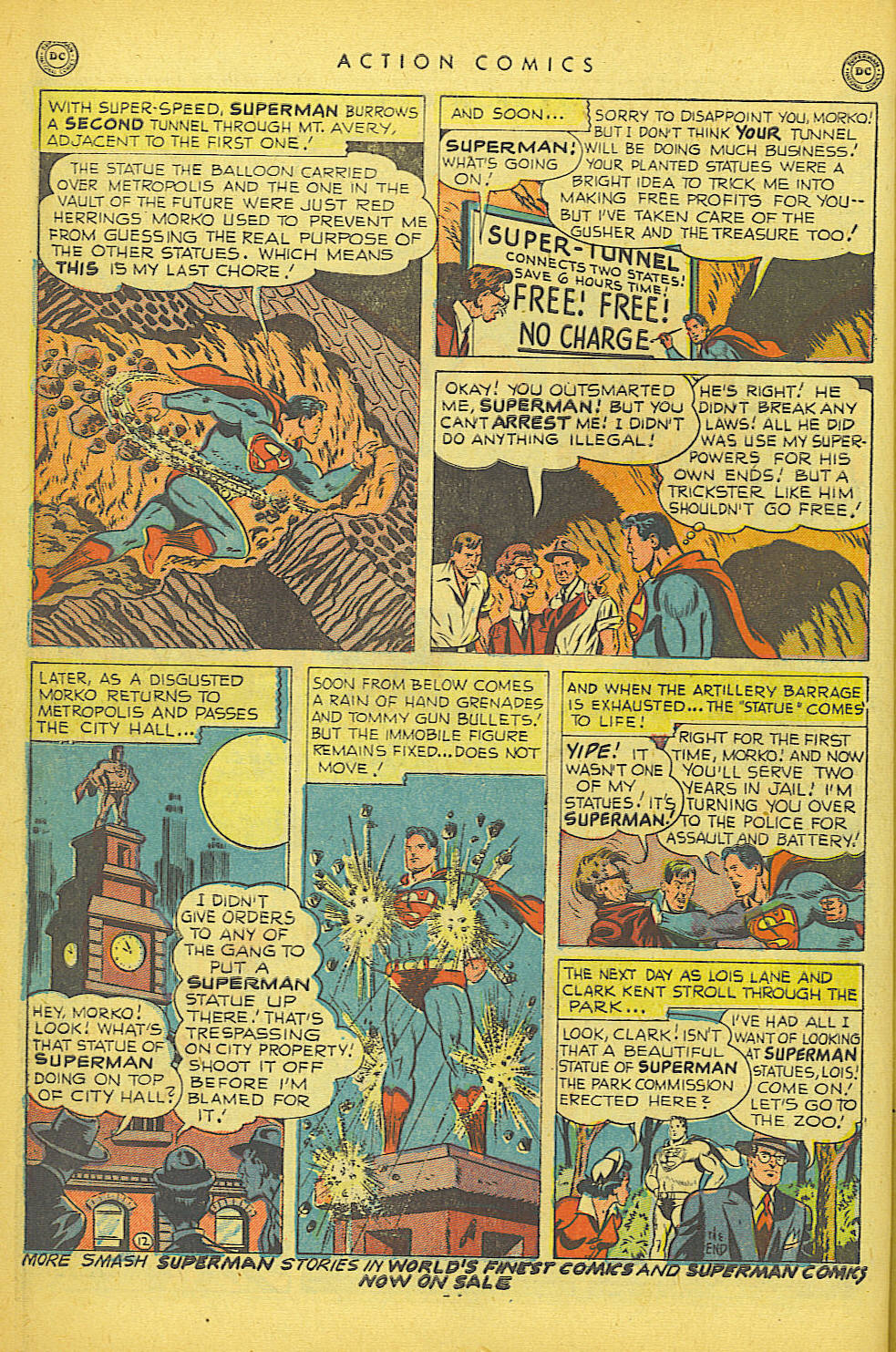 Read online Action Comics (1938) comic -  Issue #150 - 13