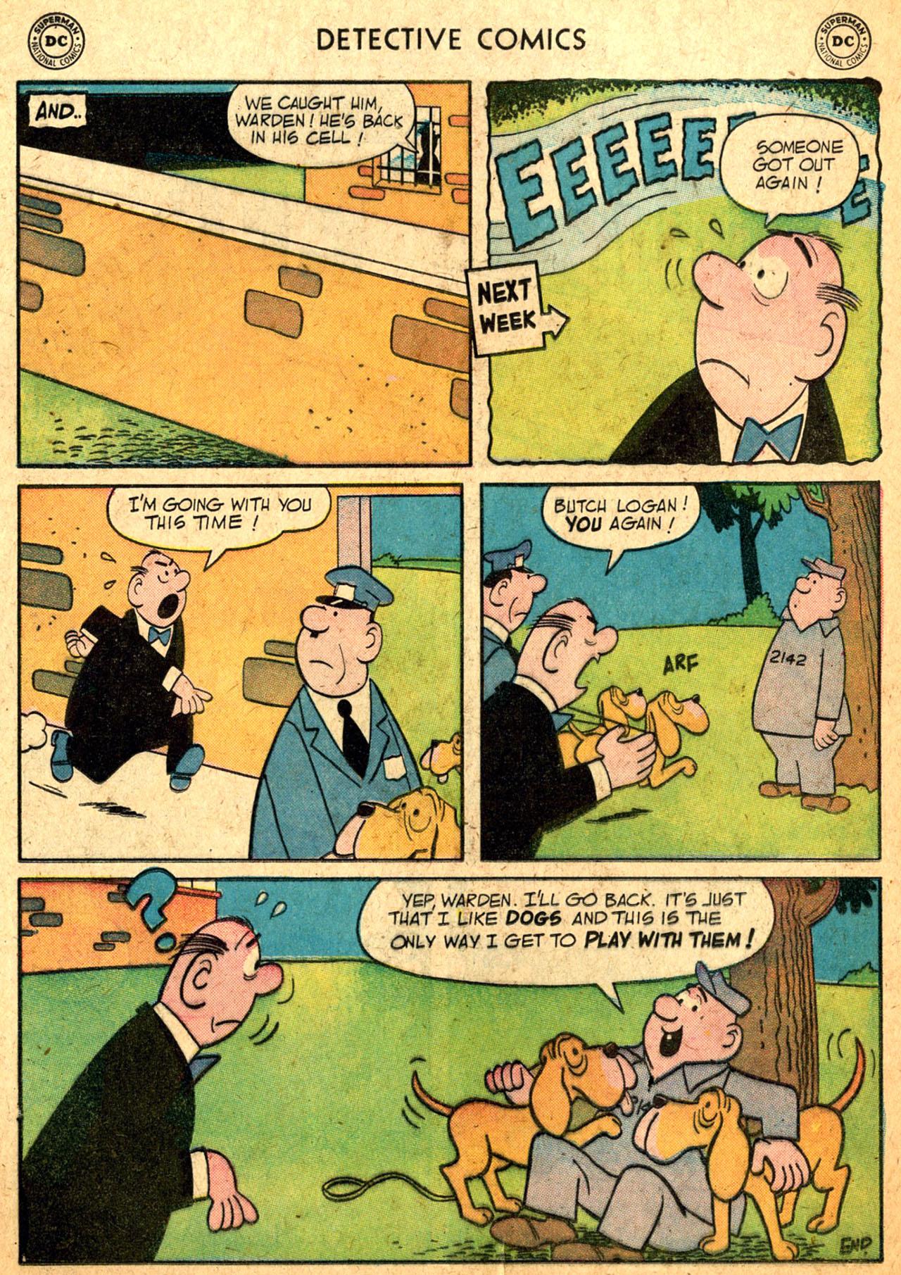 Detective Comics (1937) 251 Page 23