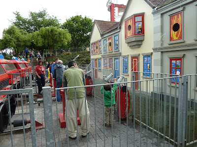 MAD Blog Awards day out at Legoland