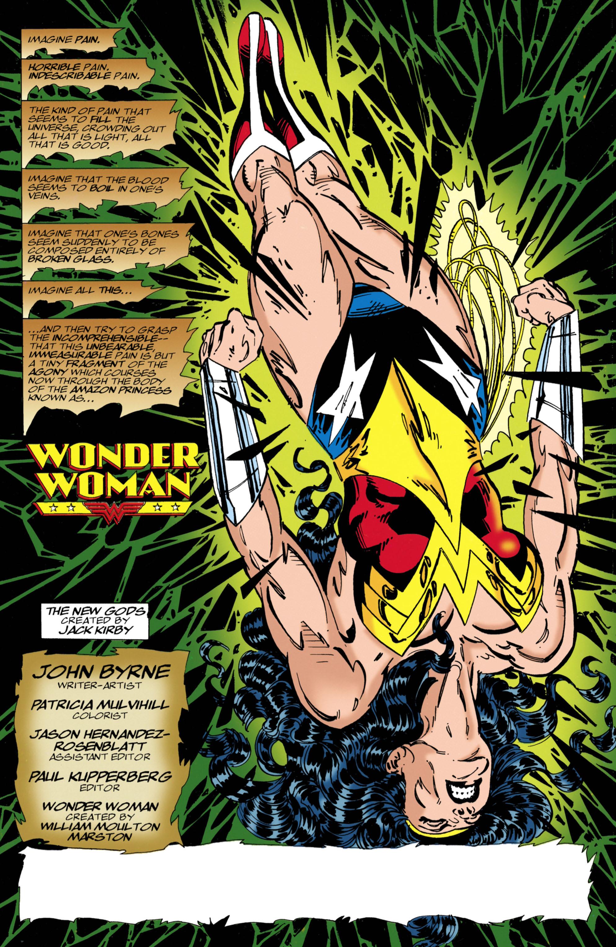 Read online Wonder Woman (1987) comic -  Issue #102 - 2