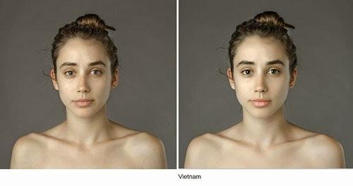 hasil photoshop wanita vietnam