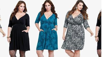 fashion wanita gemuk