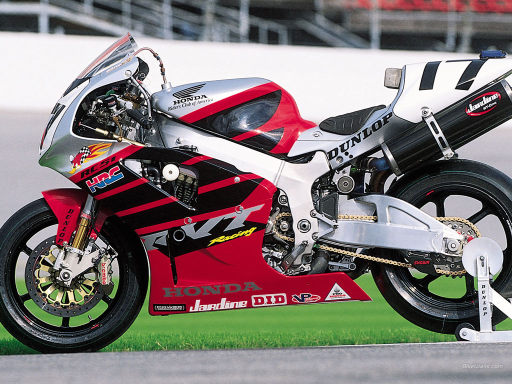 Beautiful Bikes: Honda RC51
