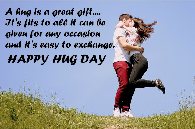Hug Day 2018 Images