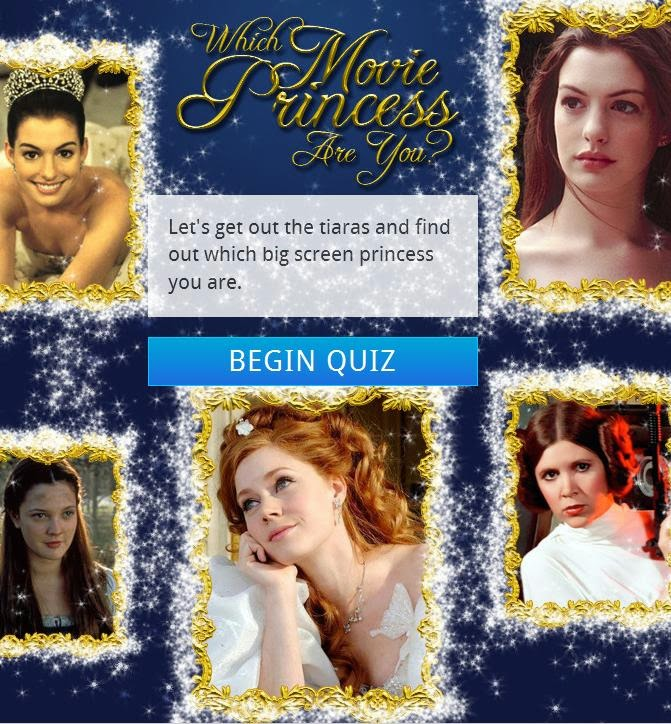 http://www.zimbio.com/quiz/QqEheKgmZJ_/Which+Movie+Princess+are+You