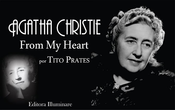 Lançamento Illuminare - Agatha Christie From My Heart