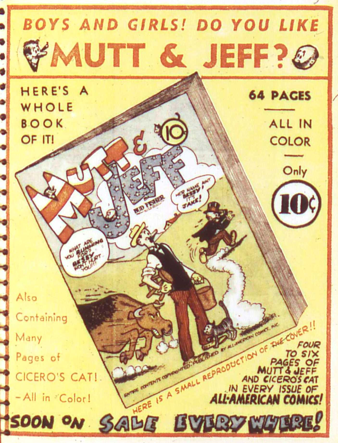 Read online All-American Comics (1939) comic -  Issue #17 - 53