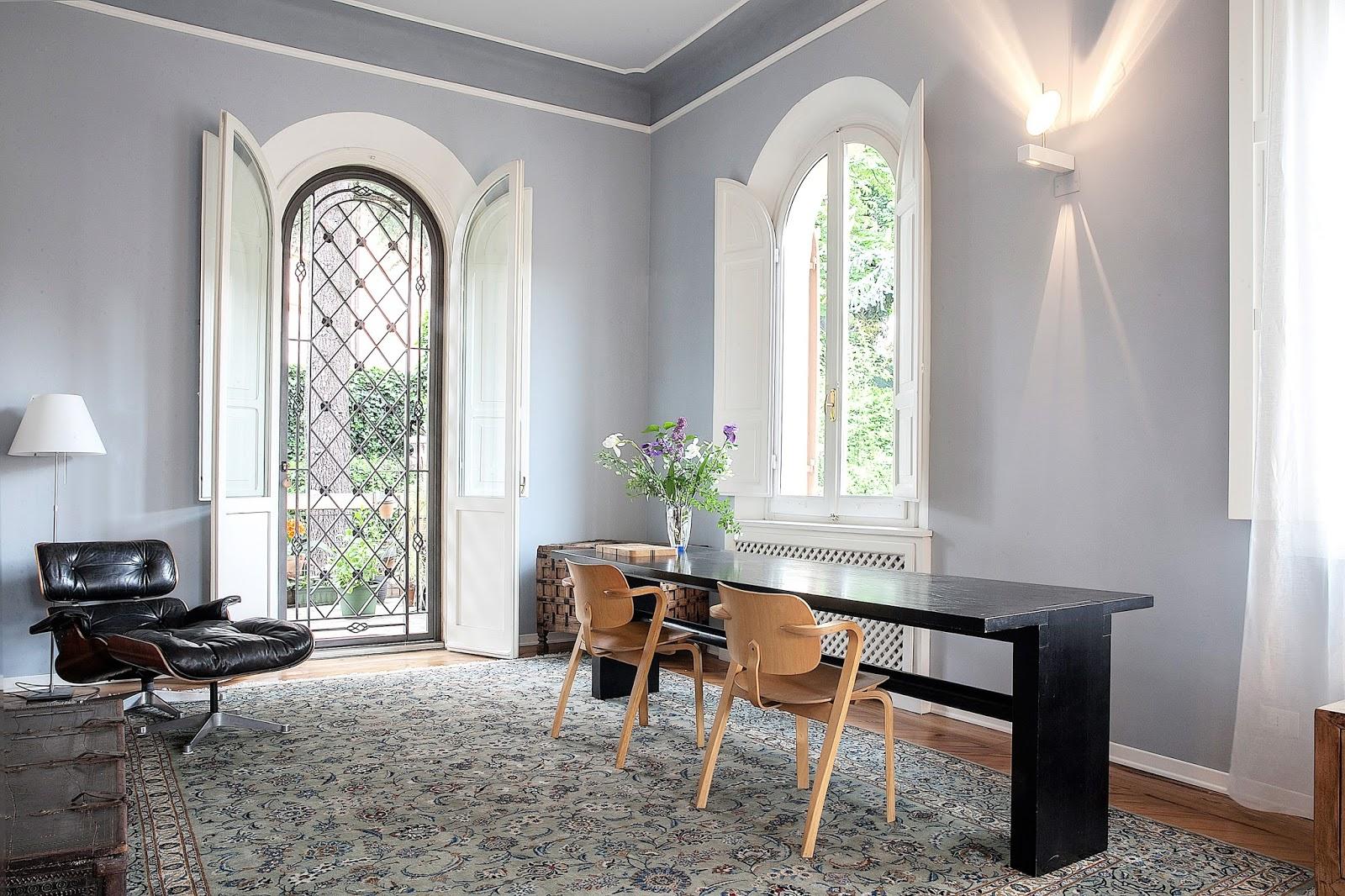 Abitazione in villa liberty ai piedi della collina for Piani di casa di 1600 piedi quadrati